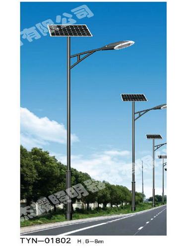 太阳能灯01802