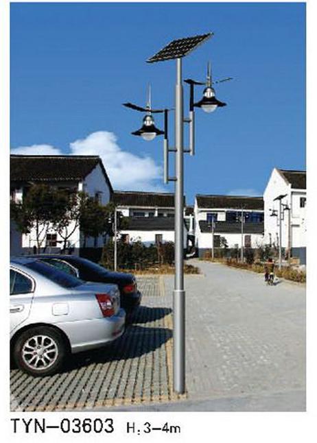 5米太阳能灯