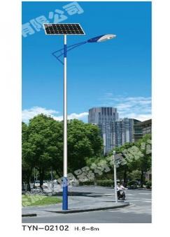 太阳能灯02102