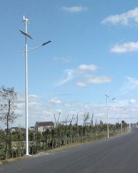 名族特色太阳能路灯